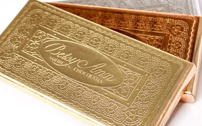Make Your Event Special with Customized Betsy Ann Chocolate Bars