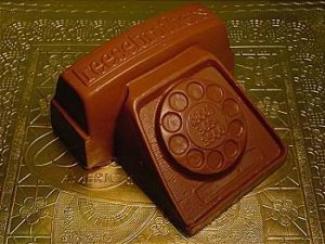 Betsy Ann Chocolates Customized Chocolate Molds for Business