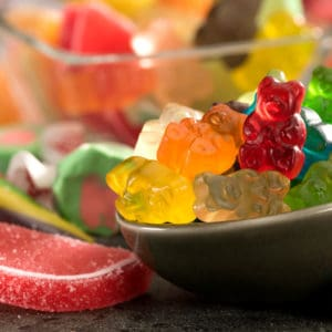 Gummi Bears | Fruit Slices | Licorice
