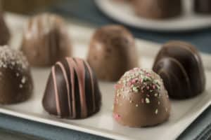 Betsy Ann Chocolates Traditional and American Truffles make great gifts